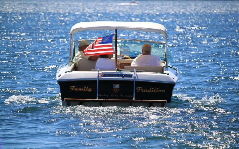 """Family Tradition"" Century Coronado Dennis Mykols Spring Lake, Michigan"