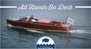 Niagara Frontier Antique and Classic 2016 Boat Show @ Canalside Buffalo | Buffalo | New York | United States