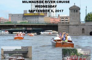 2017 Pre-Events Day 4 Milwaukee River Cruise @ Milwaukee River Cruise | Milwaukee | Wisconsin | United States