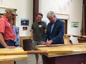 Great Lakes Boat Building School-Governor