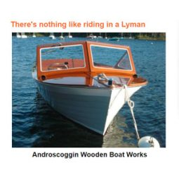 Androscoggin Wooden Boat Works
