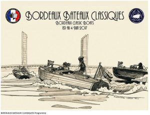 2017 BORDEAUX CLASSIC BOATS Program @ Dordogne River | Libourne | Nouvelle-Aquitaine | France