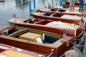 40th Annual Les Cheneaux Islands Antique Boat Show and Festival of Arts @ Cedarville   Michigan   United States