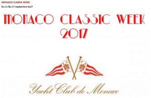 Monaco Classic Week 2017 @ Yacht Club de Monaco   Monaco   Monaco