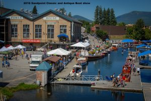 2017 Sandpoint Antique and Classic Boat Show @ Sandpoint | Idaho | United States