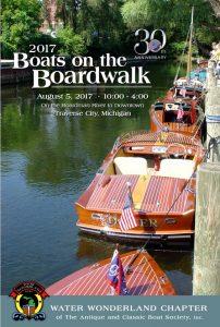 30th Annual Boats On The Boardwalk @ Boardman River  | Traverse City | Michigan | United States
