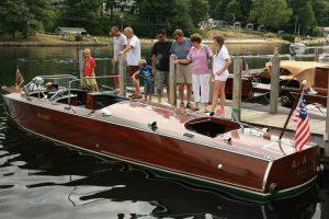 New Hampshire Museum Alton Bay Boat Show @ Alton Bay Town Dock | Alton | New Hampshire | United States