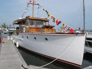 35th Annual Antique & Classic Boat Festival in Salem, Massachusetts @ Brewer Hawthorne Cove Marina | Salem | Massachusetts | United States