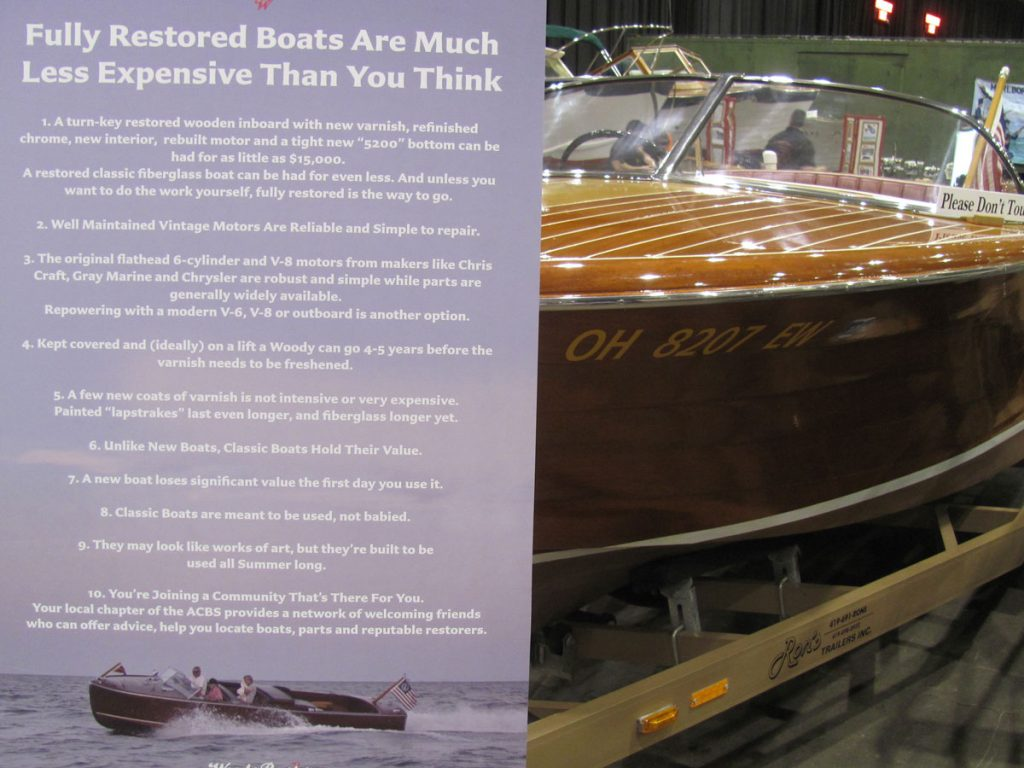 Making It Easy to Find Us - ACBS - Antique Boats & Classic