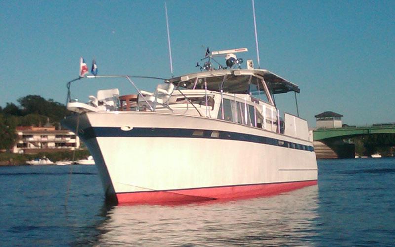 Dixie Craft Sailboat