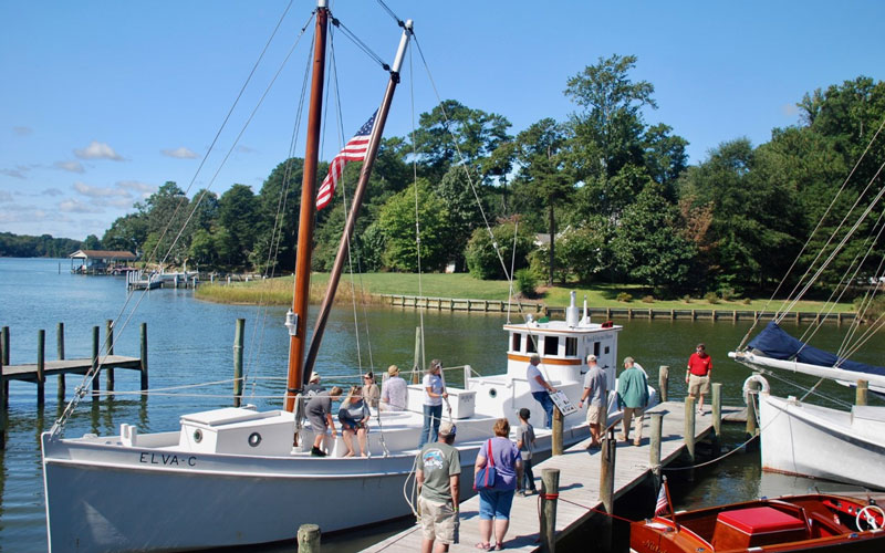 2017 Tidewater Annual Boat Show at Reedville Fisherman's