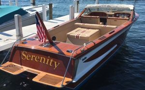 Tuesday Tour of Vintage Boats 9 26 17 - ACBS - Antique Boats