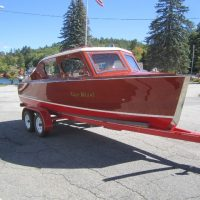 1940 GarWood Cabin Utility 20.6'