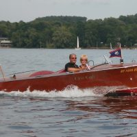1941 Chris-Craft Deluxe Runabout 16'