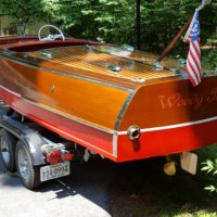 1948 Chris-Craft Deluxe Runabout 17'