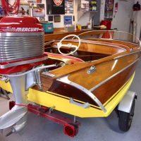 1954 Aristo Craft Torpedo 14'