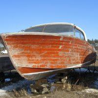 1956-1957 Shepard Hardtop 27'