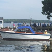 1958 Chris-Craft Sea Skiff Ranger 22'