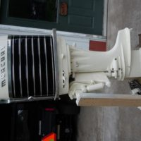 1960 Mecrury Outboard Motor