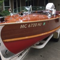 1964 Cass Lake Boat Co. 16'