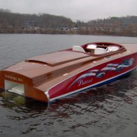 2005 Offshore Runabout 30'