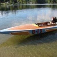 1968 Pabst A or B Utility Racer 11'